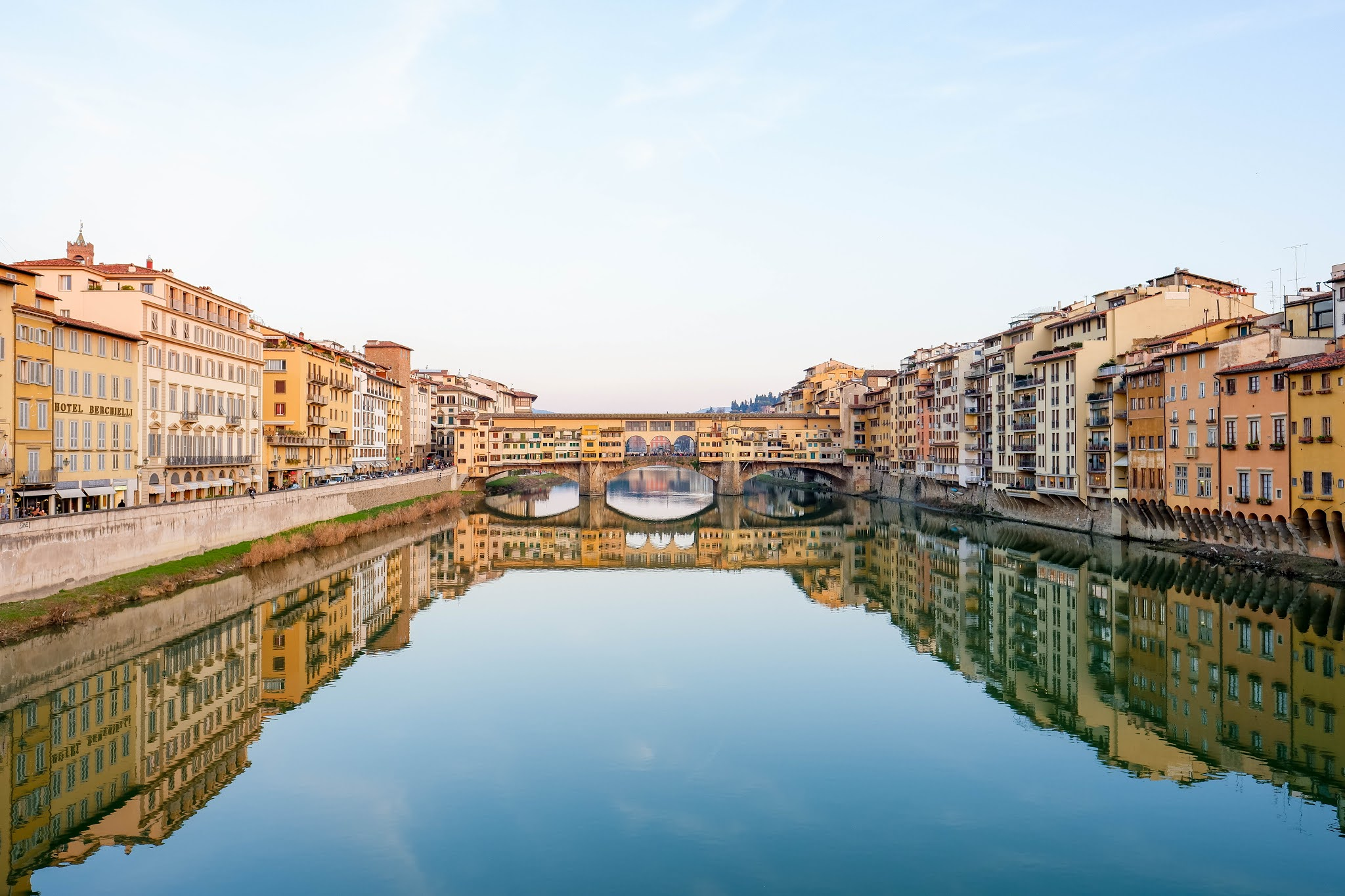 Ponte Vecchio, florence italy, ponte santa trinita, florence italy travel