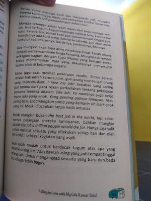 Resensi Buku Margareta Astaman - Stalking Indonesia