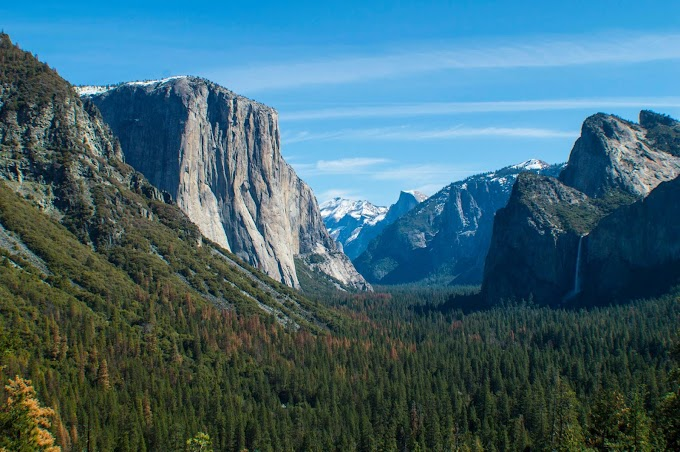 Yosemite National park, Golden gate and San francisco Trip