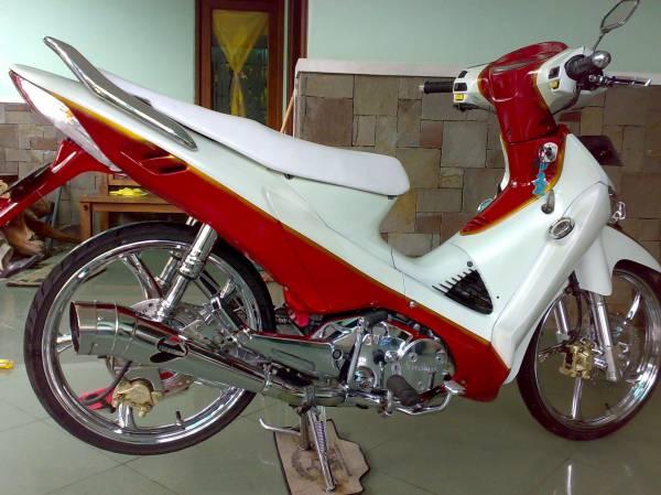 Modifikasi Motor: CARA MODIFIKASI MOTOR SUPRA FIT