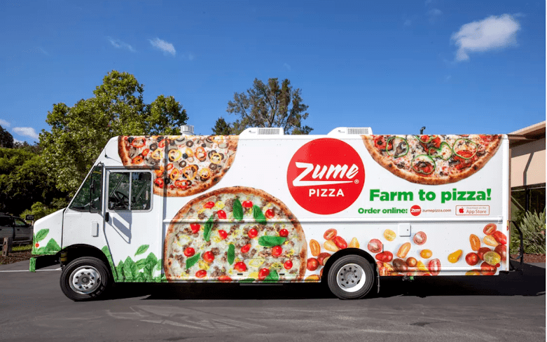 Working Of Zoom Pizza And The Dough Bot In Main Facility