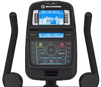 2017 Schwinn MY17 170 console with Bluetooth, image