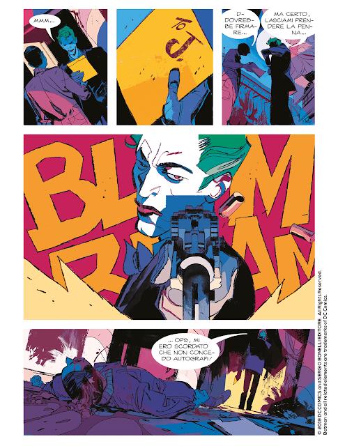 Dylan Dog Batman #0 - Relazioni Pericolose