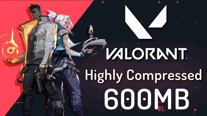 Download Valorant Highly compressed for PC In Only 600mb || nktechofficial