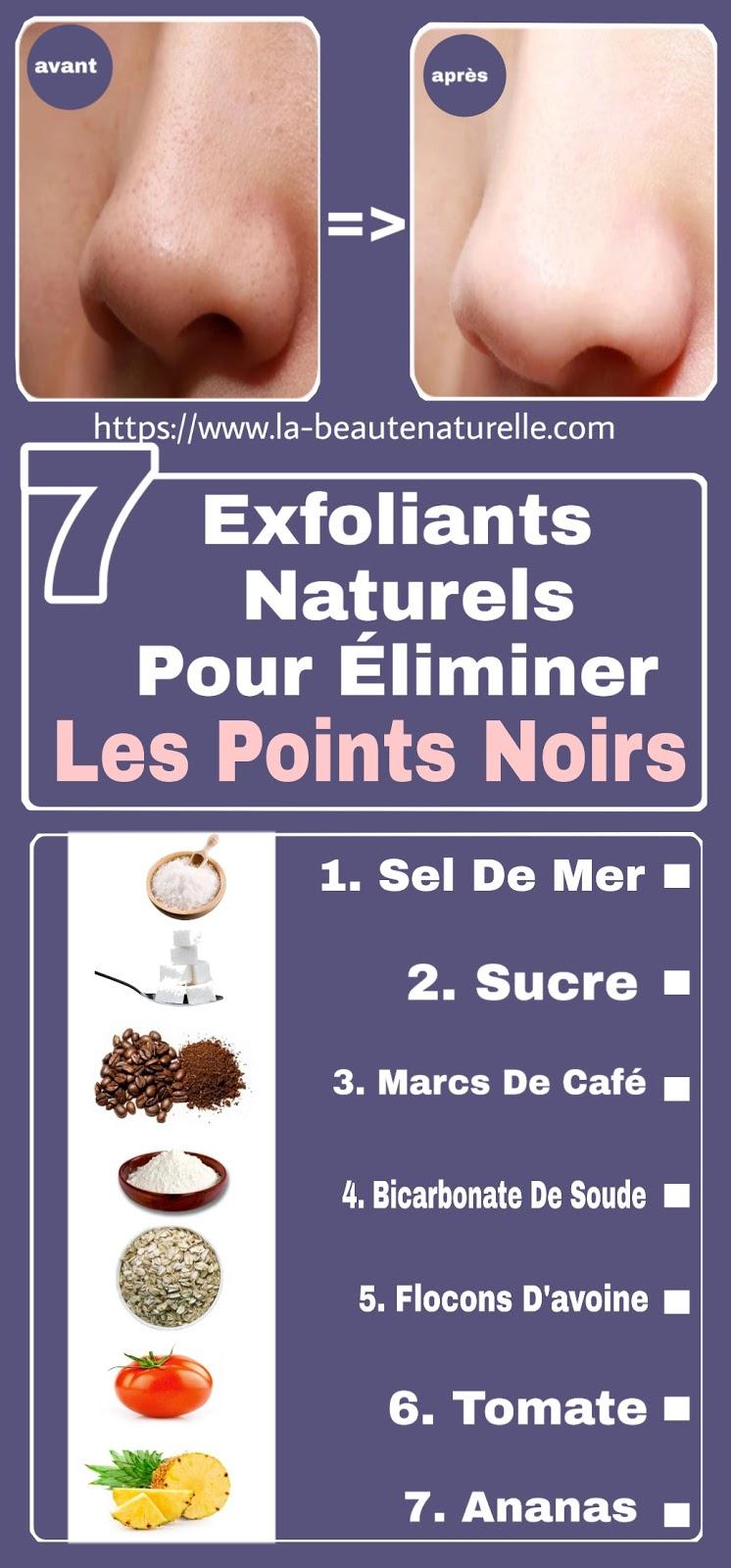 7 Exfoliants Naturels Pour Éliminer Les Points Noirs