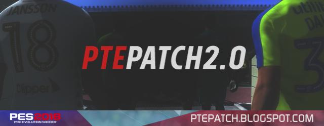 Pro Evolution Soccer 2020: PES 2018 | PTE Patch 2018 2 0 All