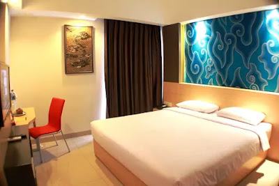 Kamar Deluxe Hotel Cirebon Metland