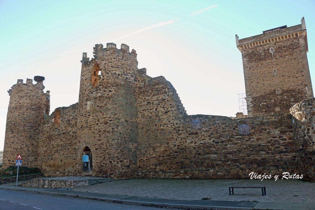 Castillo de Quiñones, Villanueva de Jamuz, León