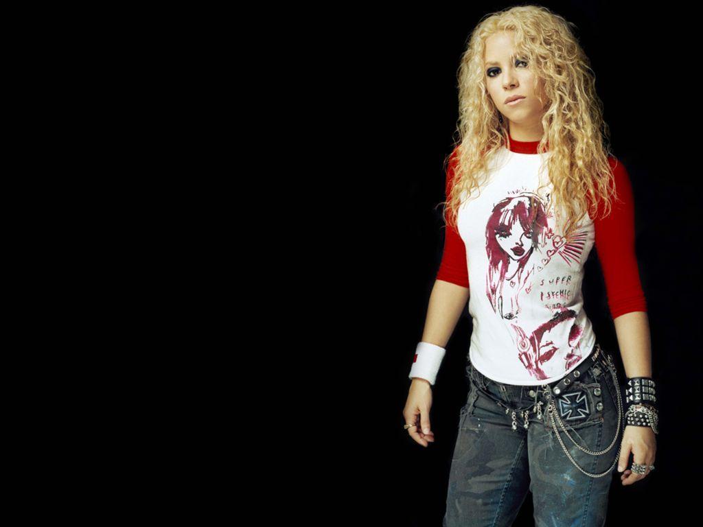 Shakira Vroe Seksi Fotografija