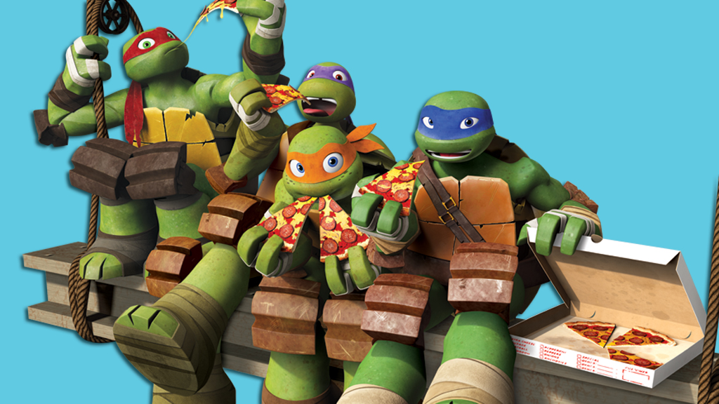 Nickalive Nickelodeon Reimagines The Iconic Teenage Mutant Ninja Turtles In All New Animated Series Rise Of The Teenage Mutant Ninja Turtles