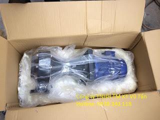 Máy bơm hóa chất đầu nhựa Đài Loan hiệu Kuobao