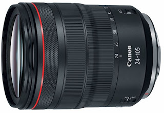 Canon RF 24-105mm F4 L IS USM Lwns