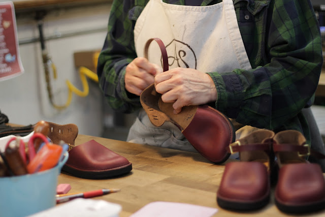 Leather Shoes, Made in USA