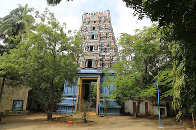 Pasupatheeswarar Temple Thiruvelichai Kanchipuram