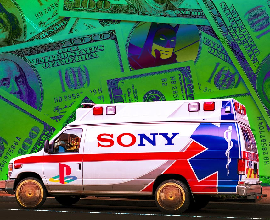 fact about Sony insurance company in Japan