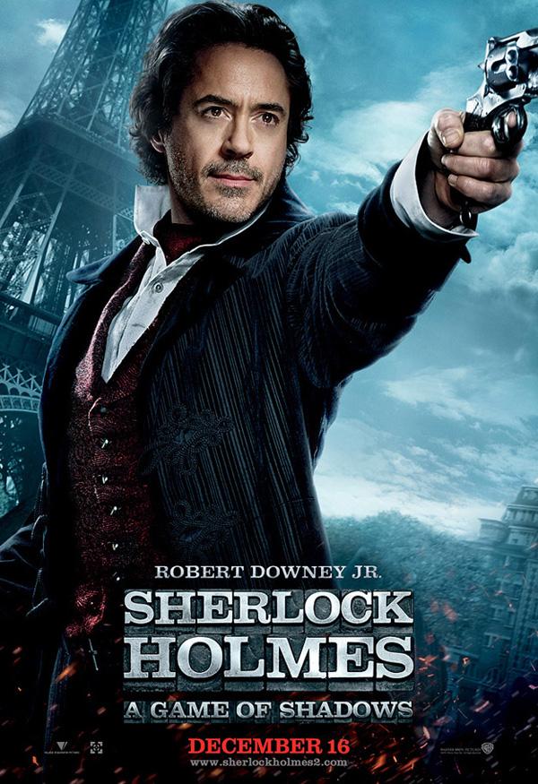Sherlock Holmes juego de Sombras
