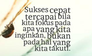 kata kata bijak tentang kehidupan dan kesuksesan