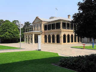 Brisbane - Old Government House