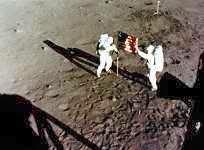 O homem nunca foi a lua