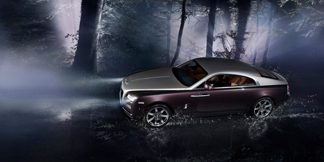Rolls Royce Wraith Launched In India At Inr 4 6 Crore