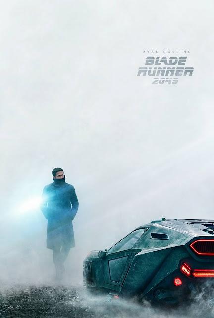 Blade Runner 2049 - Ryan Gosling Poster