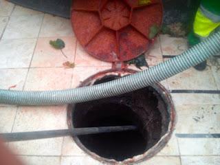 Servicio de desatascos de tuberías