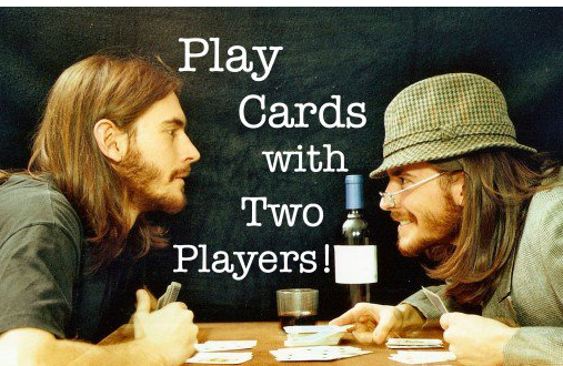 Card Games For Two People Adult