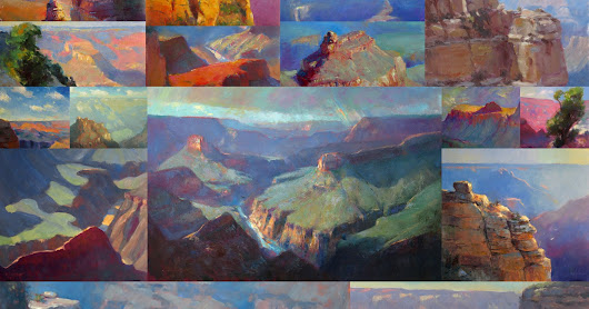 Grand Canyon Paintings