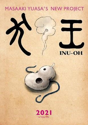 تقرير فيلم الانمي Inu-Ou (كلب الملك)
