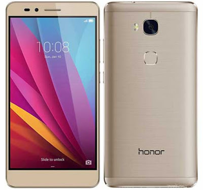 Huawei Honor 5X Firmware Download and Flash Guide [Original Stock ROM]