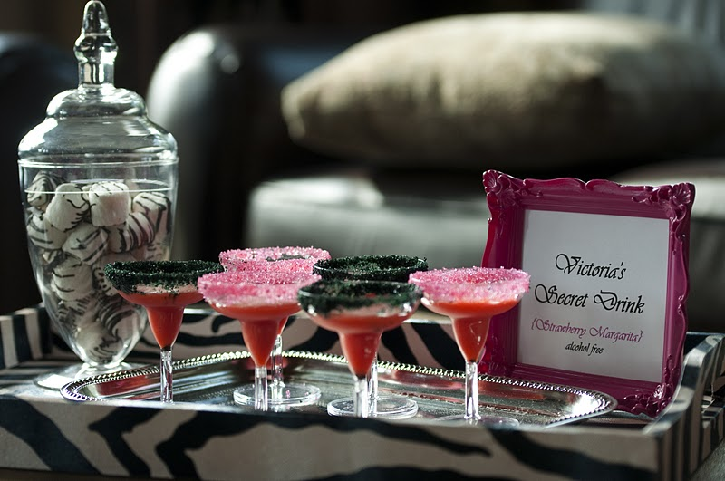 In Flight Party Ideas Pink Zebra Sweet Sixteen