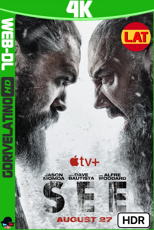 See (2021) APTV+ Temporada 02 [04/08] WEB-DL 4K HDR Latino-Ingles MKV