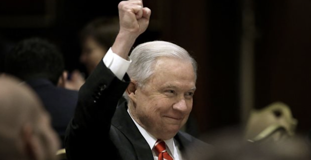 Please, Jeff Sessions, For All That Is Holy, Run For Alabama Senate In 2020