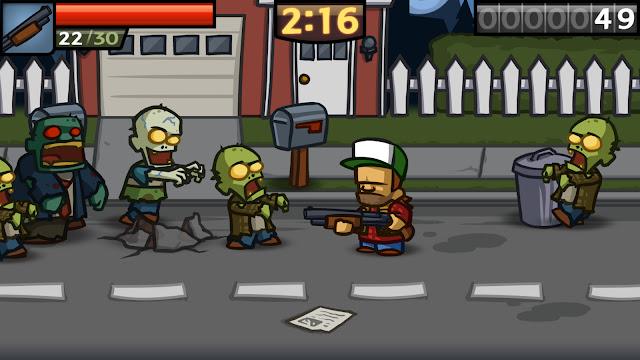 zombieville USA 2 hile apk indir
