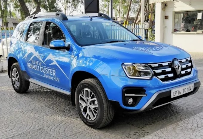 Renault Duster The Capable 4x4