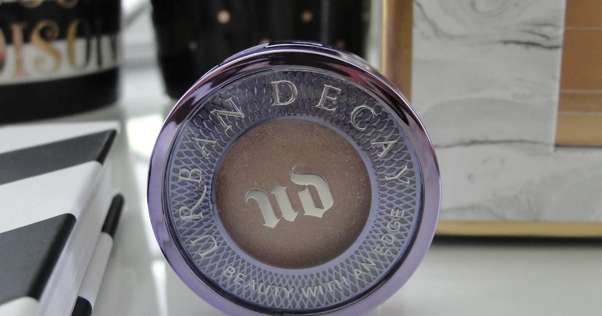 Urban Decay Midnight Cowboy Eyeshadow Review Beauty4free2u