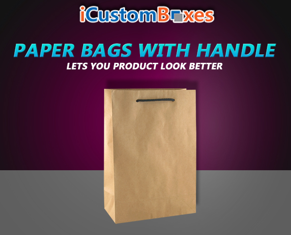 Brown Paper Bags With Handles