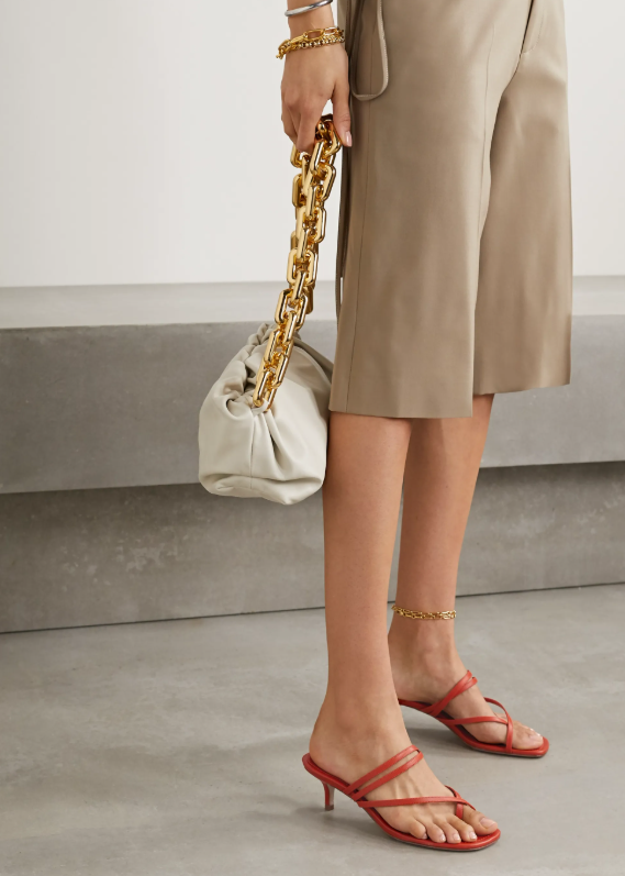 STYLE FILE: THIN STRAP HEELS