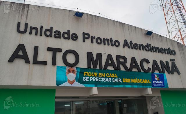 Médico na linha de frente conta como tem sido o combate a pandemia do novo Coronavírus na UPA de Colombo