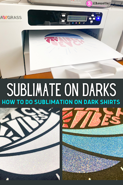 silhouette 101, silhouette america blog, sawgrass, silhouette and sublimation, heat press