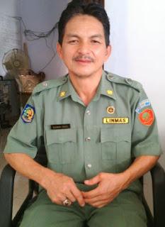Plt Kepala Dinas PU Boltim, Sjukri Tawil.