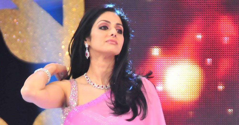 Armpit Actress Photo: Sridevi Ampit