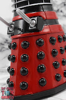 Custom TV21 Red Dalek Leader 08