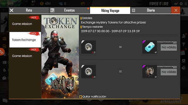 Bahas Bocoran Event Terbaru Viking Voyage dan Fully Charged Free Fire