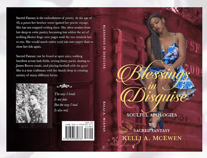 """Blessing in Disguise"" Author Sacred Fantasy is on a San Antonio Arts & Entertainment Spree"