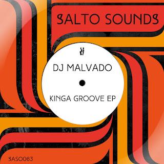 Dj Malvado Feat. Lulas da Paixão - Kinga Groove (Afro House) [DOWNLOAD]