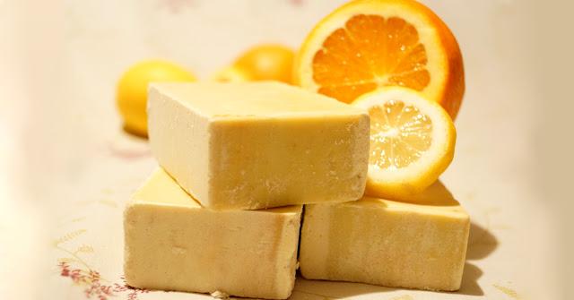 Lemon Soap To Eliminate Acne