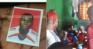 18-year-old secondary school student shot dead by a policeman in Bayelsa (Photos) 1