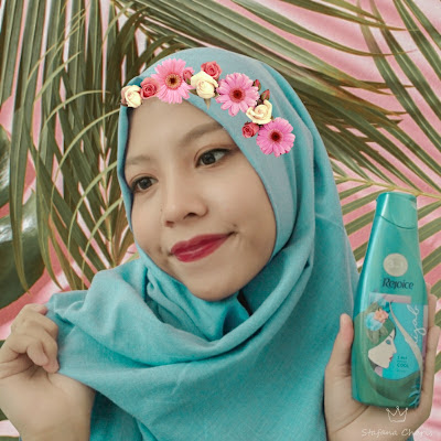 rejoice hijab 3in1 perfect cool shampoo