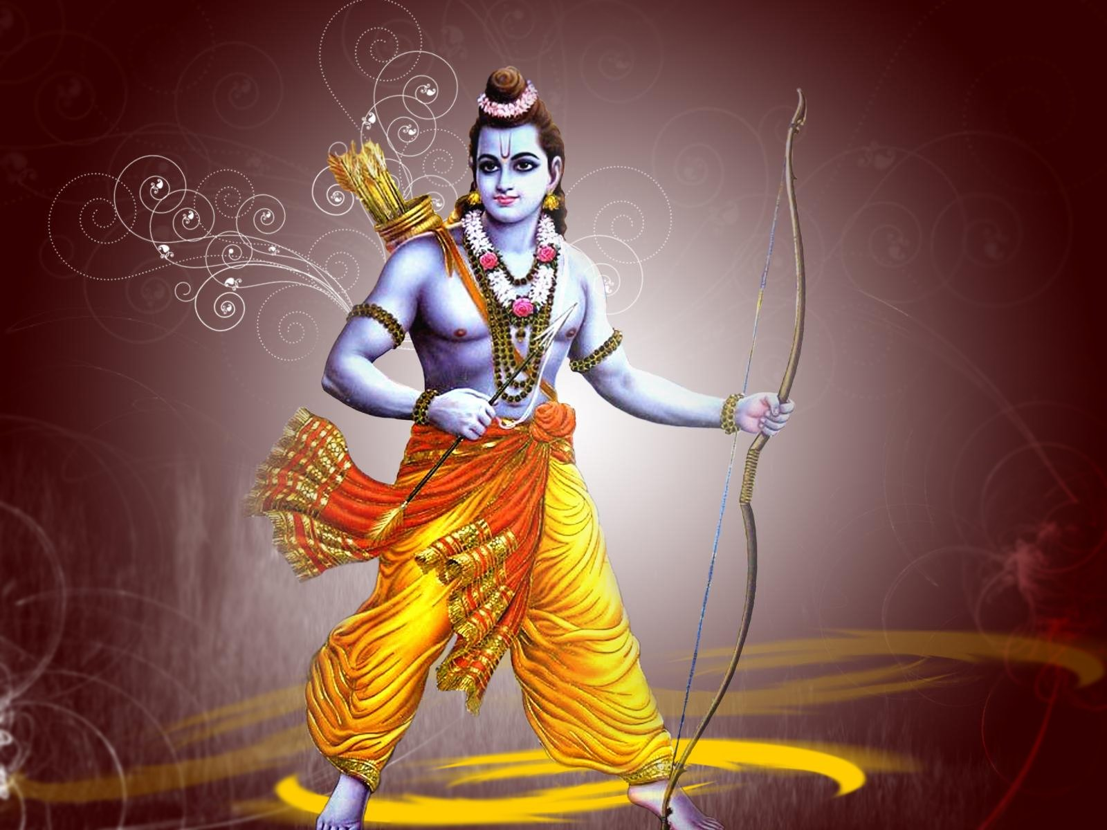 Shri Ram Wallpaper